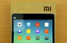 Обзор планшета Xiaomi MiPad 2