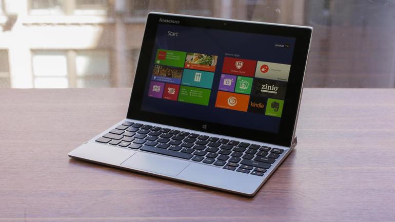 Планшет с клавиатурой - Lenovo Miix 2