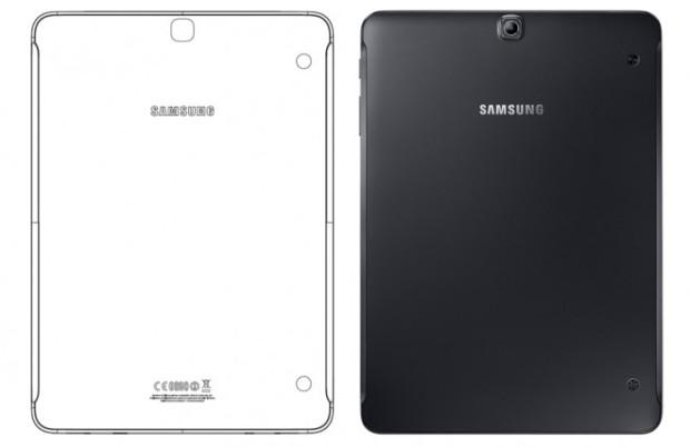 Планшет Samsung Galaxy Tab S3 9.7