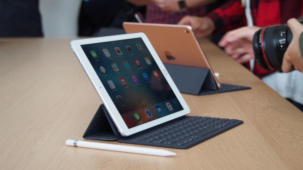 Предварительный обзор Apple iPad Pro 9.7.