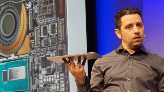 Презентация Microsoft Surface Pro 3
