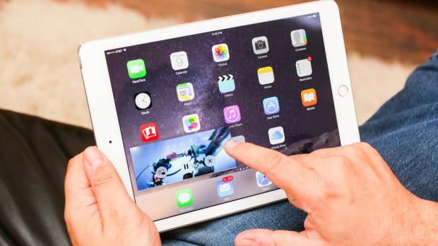 Проблемы iOS 9.3 на iPad