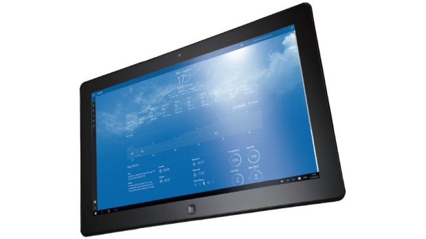 Режим планшета в Windows 10