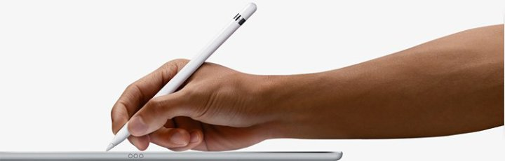 Apple Pencil для iPad Pro 2016