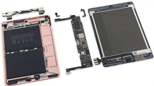 Вскрытие и ремонт iPad Pro 9.7