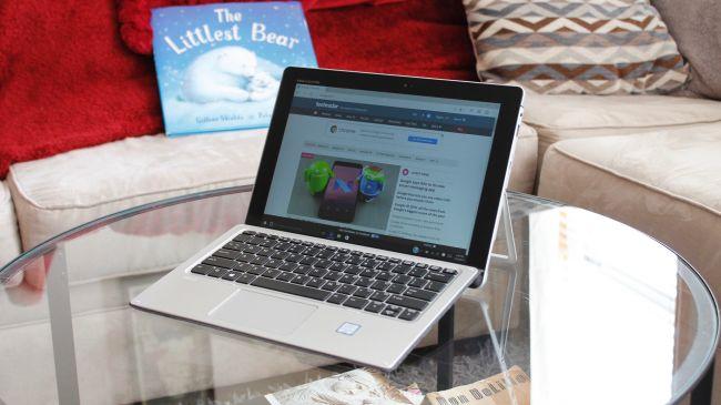 Лучшие планшеты 2 в 1 - HP Elite 1012 x2 G1
