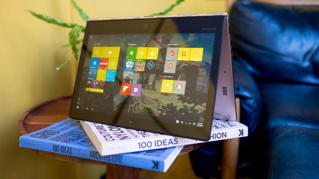 Лучшие планшеты 2 в 1 - Lenovo Yoga 900S