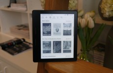 Обзор Amazon Kindle Oasis