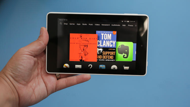 Планшет до 10000 - Amazon Kindle Fire HD 6