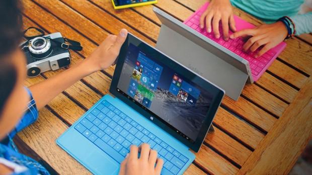 Сравнение Surface Pro 4 против Surface Pro 3