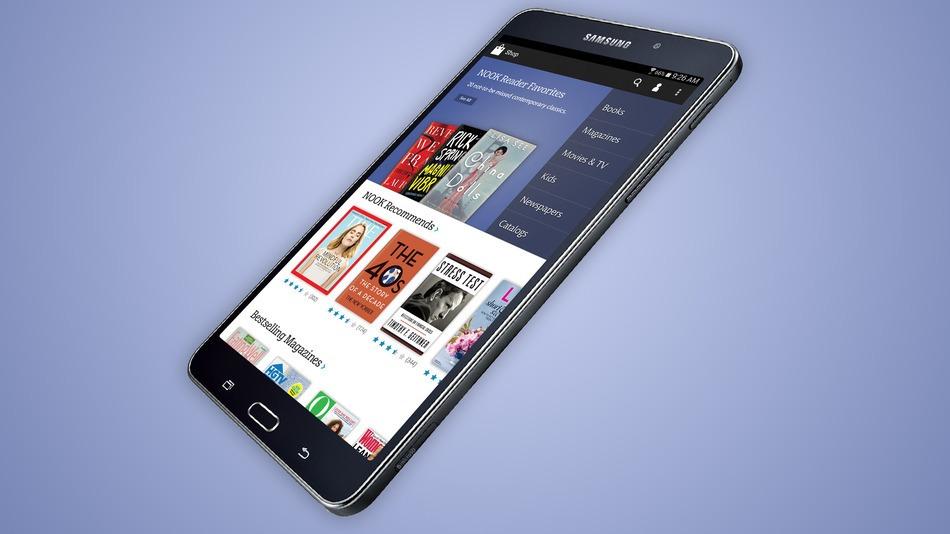 7-дюймовый планшет - Samsung Galaxy Tab 4 7.0
