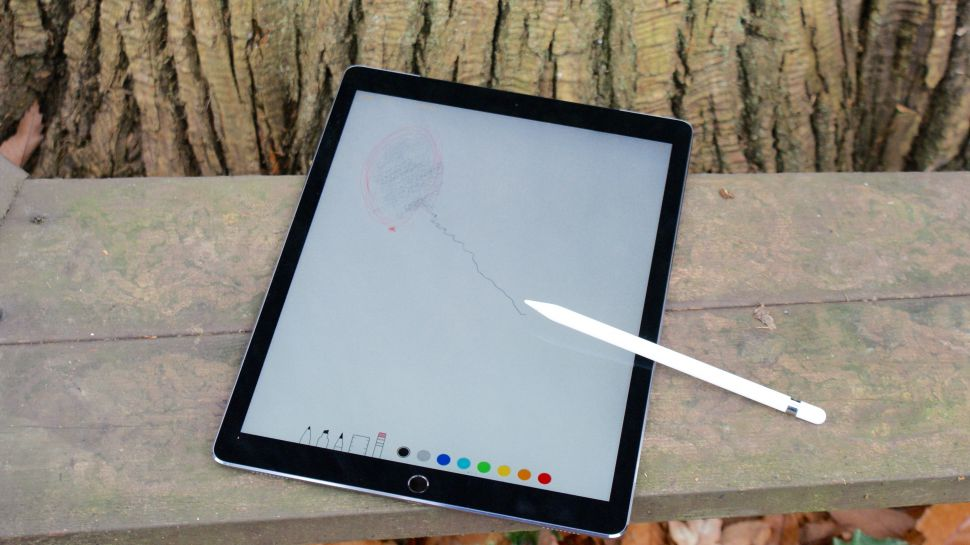Apple iPad Pro и Apple Pencil