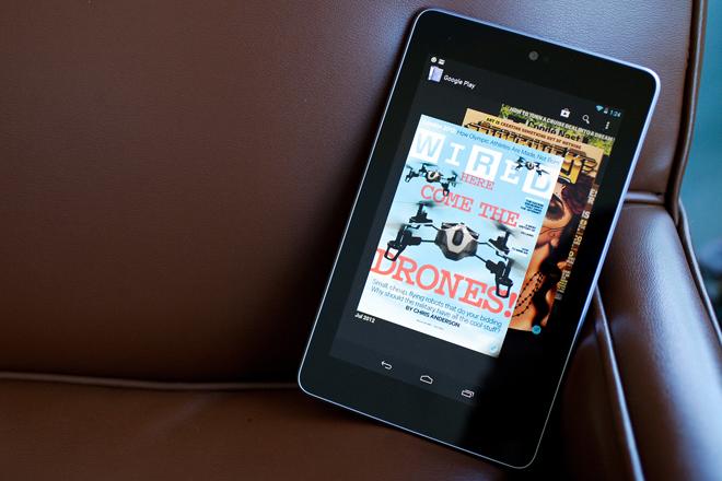 Google Nexus 7 - легендарный планшет 7 дюймов
