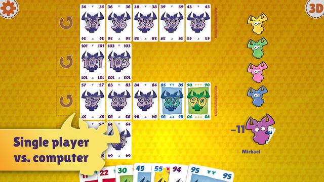 Карточная игра 6 Takes