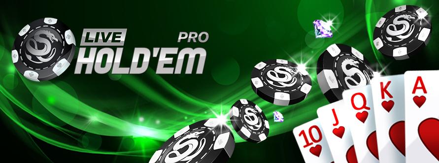 Карточная игра Live Holdem Poker Pro