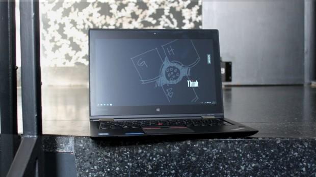 Обзор гибридного планшета Lenovo ThinkPad Yoga 260