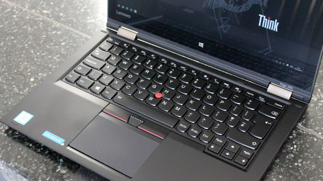 Обзор Lenovo ThinkPad Yoga 260