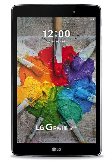 Планшет LG G Pad 3 8.0