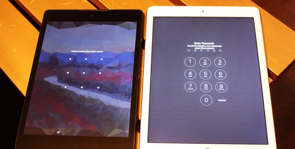 Сравнение iPad Pro 9.7 против Nexus 9-06