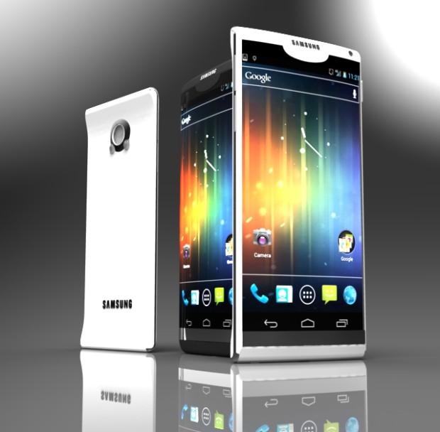 Концептуальные устройства Samsung