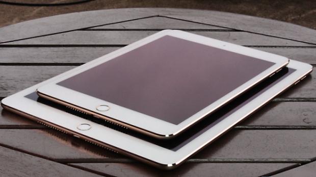 iPad Air 2 против iPad Mini 4