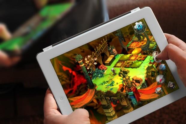 Лучшие игры для ipad 2016