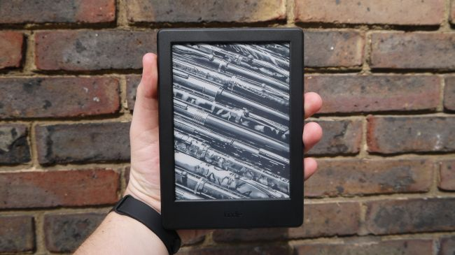Обзор Amazon Kindle (2016)