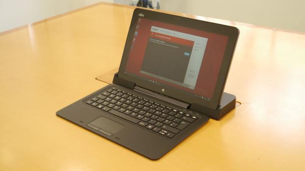 Обзор Fujitsu Stylistic R726
