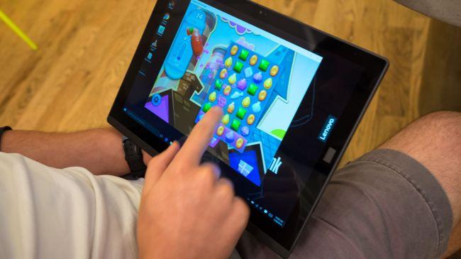Обзор Lenovo ThinkPad X1 Tablet