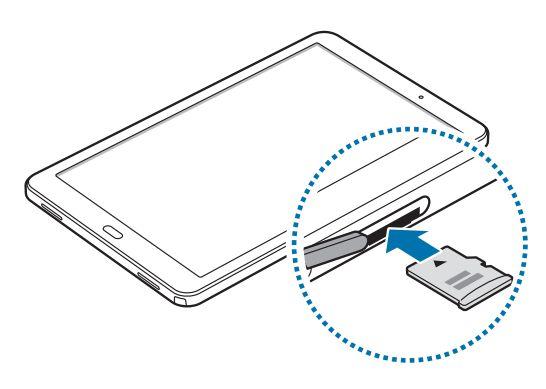 Планшет Samsung SM-P580