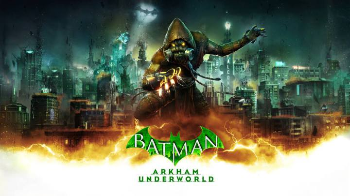 Batman Arkham Underworld. Игры для iPad