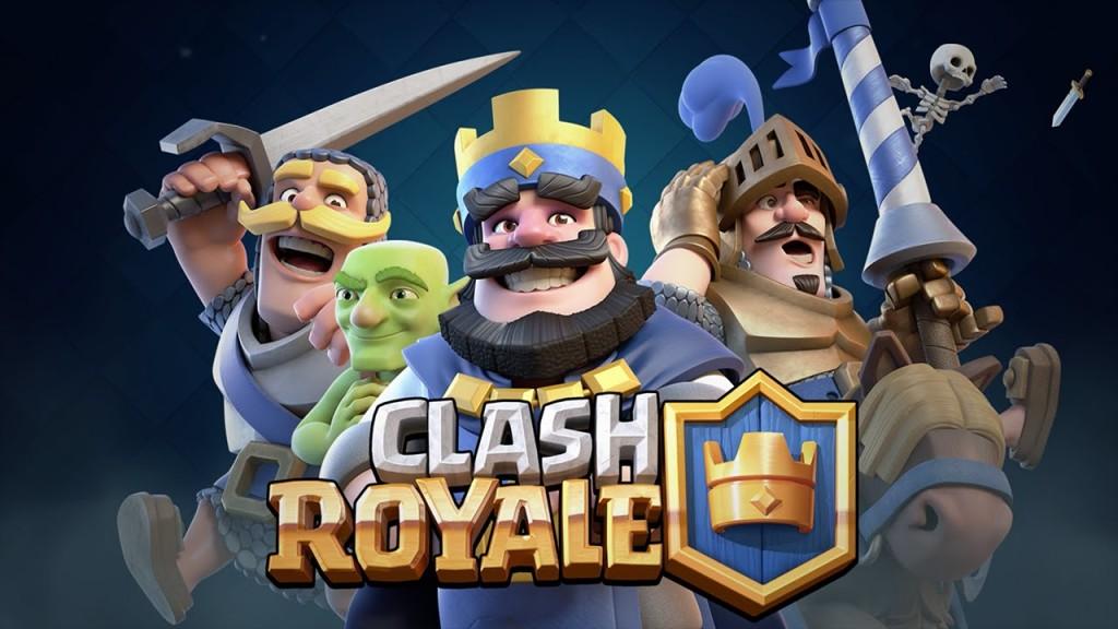 Clash Royale. Игры для iPad
