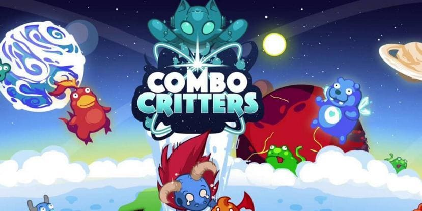 Combo Critters. Игры для iPad