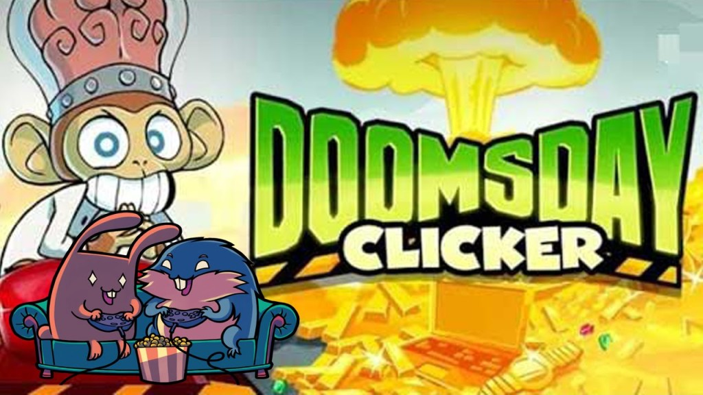 Doomsday Clicker. Игры для iPad