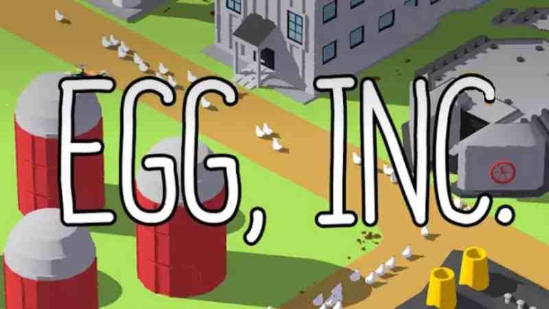 Egg, Inc. Игры для iPad