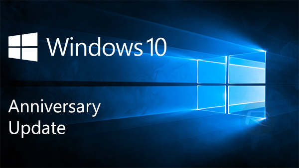 Обновление Windows 10 Anniversary Update