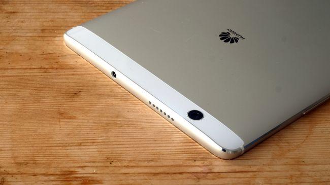 Динамики и камера Huawei MediaPad M3