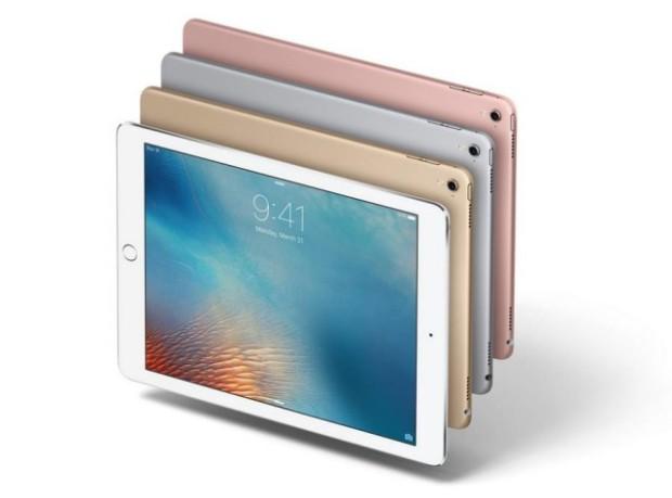 Новые планшеты Apple iPad