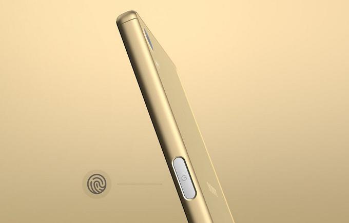 Сканер отпечатков пальцев на телефоне