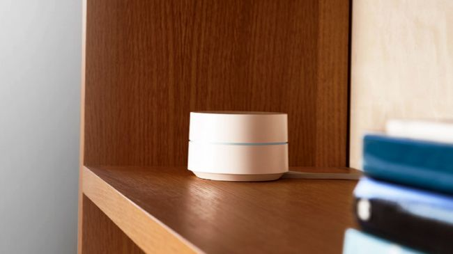 Лучший маршрутизатор - Google Wifi