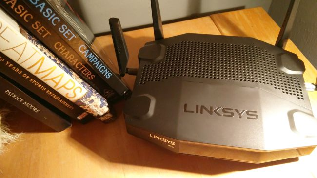 Лучший маршрутизатор - Linksys WRT32X Gaming Router