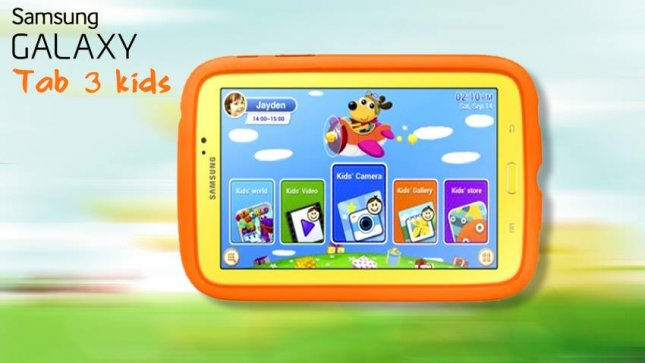 Лучший планшет Samsung Galaxy Tab 3 7.0 Kids