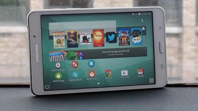 Лучший планшет SamsungЛучший планшет Samsung Galaxy Tab 4 Nook