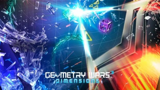 Обзор Geometry Wars 3. Dimensions