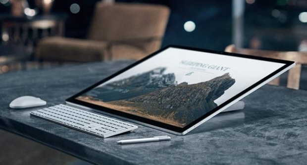 Обзор Microsoft Surface Studio