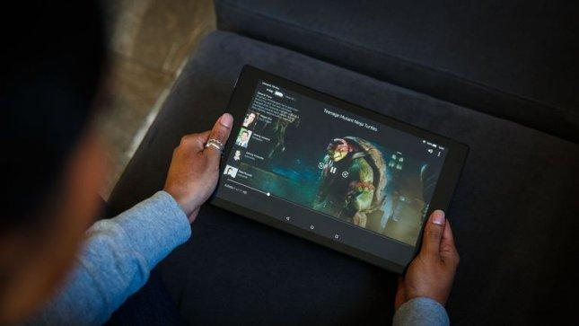 Планшет для фильмов Amazon Fire HD 10