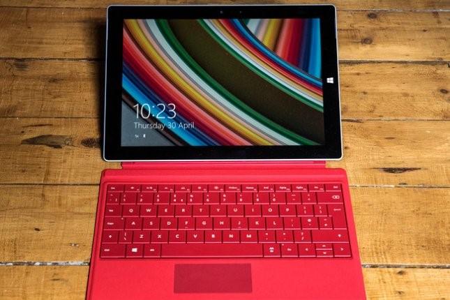 Планшет хорошего качества Microsoft Surface 3