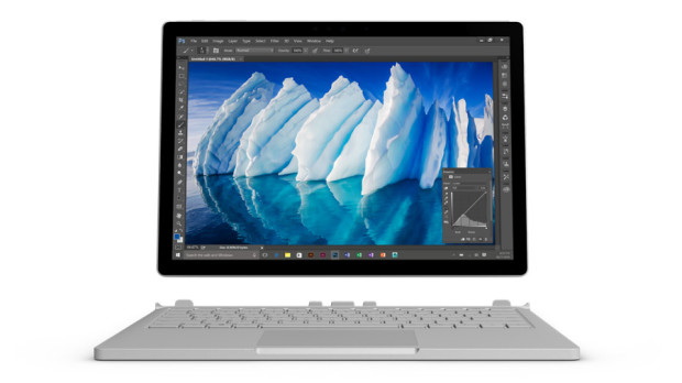 Планшет Microsoft Surface Book Performance Base
