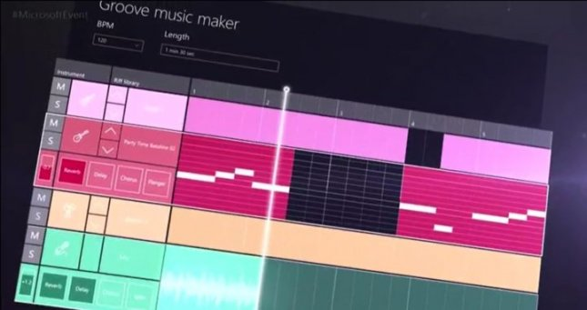 Groove Music Maker для Windows 10
