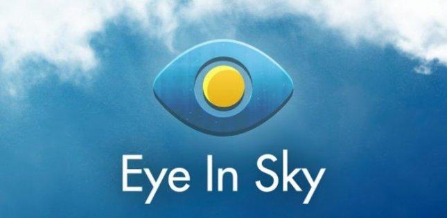 Программы для планшета - Eye In Sky Weather